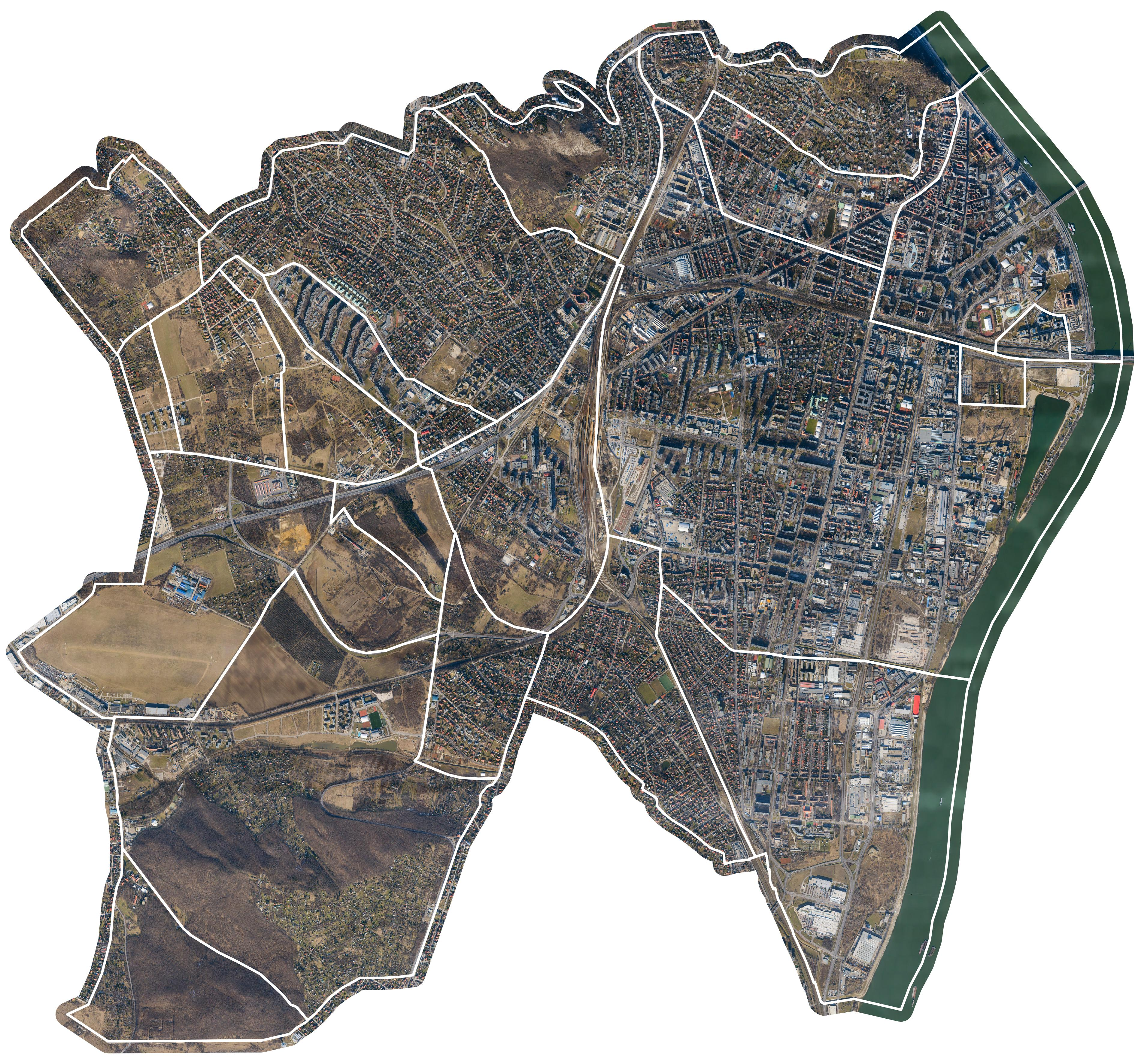 budapest xi kerület térkép Újbuda térkép | Turizmus