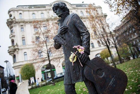 Mit szólna Cseh Tamás a mai Bartók Béla úthoz? (foto:hvg.hu)