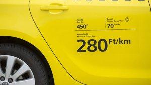 Mától a sárga taxi az igazi