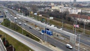 1-es villamos: februárban lesz a Rákóczi híd próbaterhelése